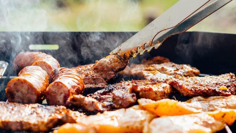 Plancha électrique inox ou barbecue